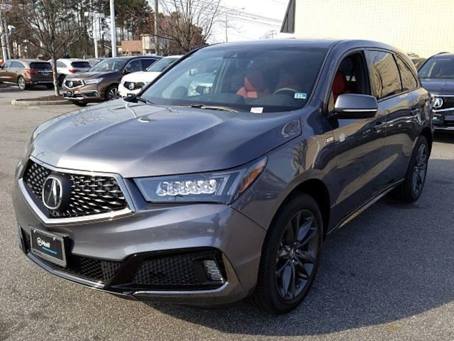 New 2019 Acura MDX SH-AWD with A-Spec Package SUV in Virginia Beach