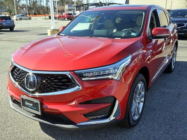 New 2019 Acura RDX SH-AWD with Advance Package SUV in Virginia Beach