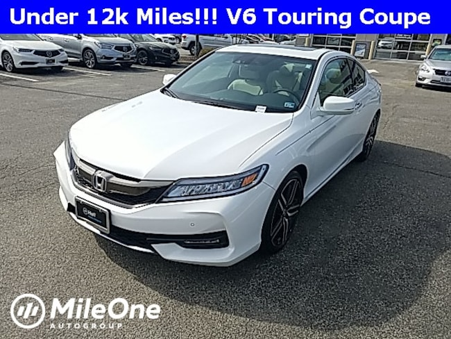Used 2016 Honda Accord Touring Coupe in Virginia Beach