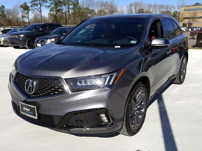 New 2019 Acura MDX SH-AWD with A-Spec Package SUV Newport News