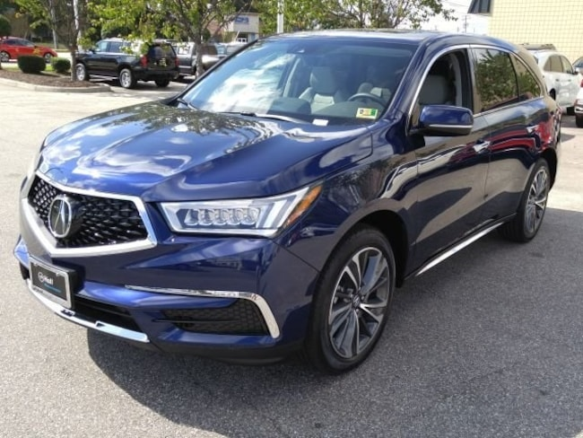 New 2019 Acura MDX with Technology Package SUV Newport News