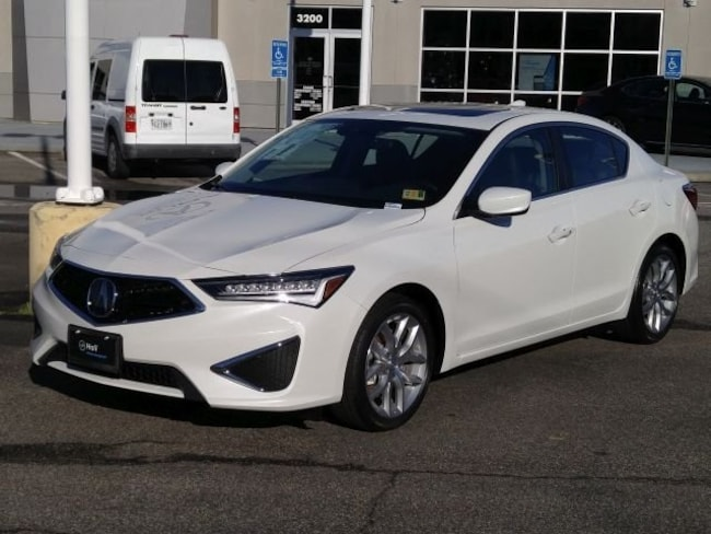 New 2019 Acura ILX Base Sedan in Virginia Beach