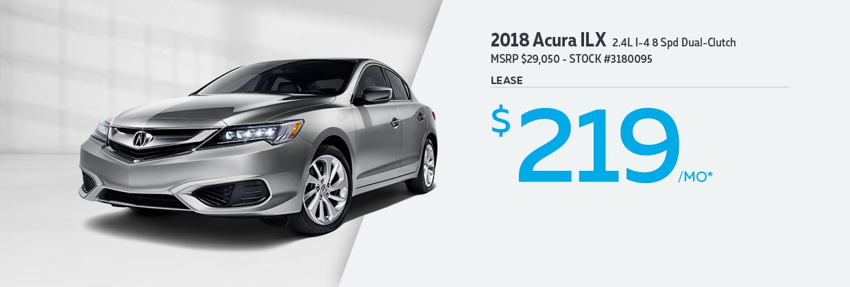 New Acura Specials Virginia Beach Acura Dealer - Acura ilx lease deals