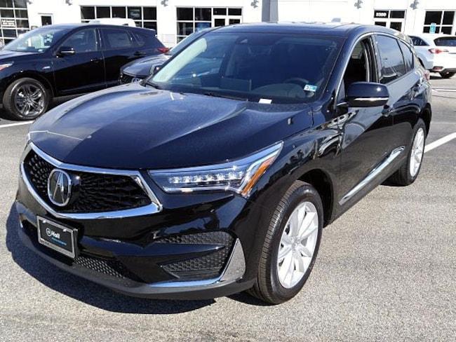 New 2019 Acura RDX SH-AWD SUV in Virginia Beach