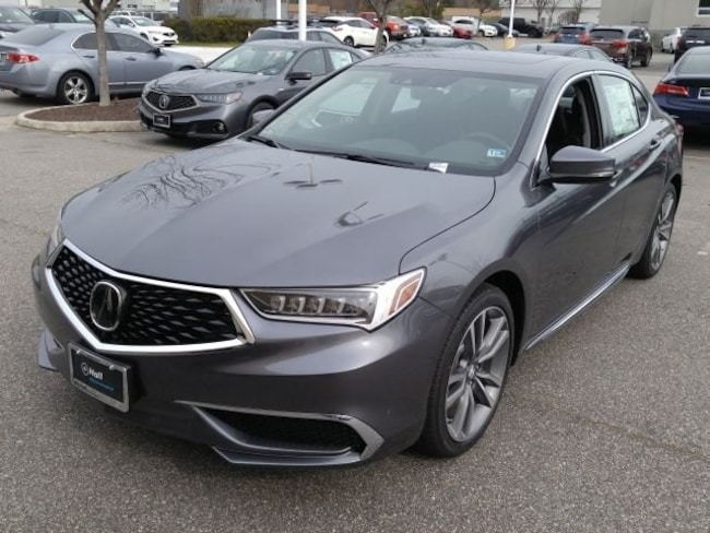 New 2019 Acura TLX 3.5 V-6 9-AT SH-AWD with Technology Package Sedan Newport News