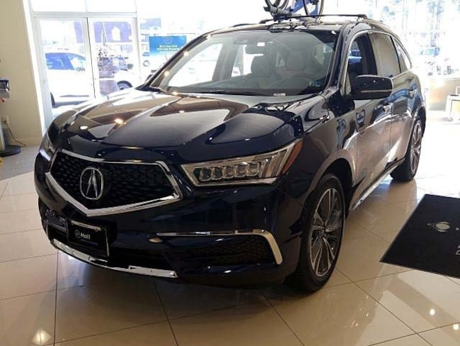 New 2019 Acura MDX SH-AWD with Technology Package SUV Newport News