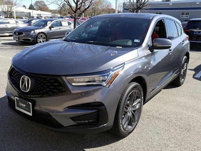 New 2019 Acura RDX SH-AWD with A-Spec Package SUV in Virginia Beach