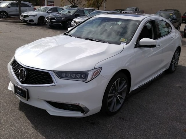 New 2019 Acura TLX 3.5 V-6 9-AT SH-AWD with Advance Package Sedan Newport News