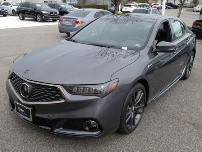 New 2019 Acura TLX 3.5 V-6 9-AT P-AWS with A-SPEC Sedan Newport News