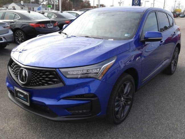 New 2019 Acura RDX SH-AWD with A-Spec Package SUV Newport News