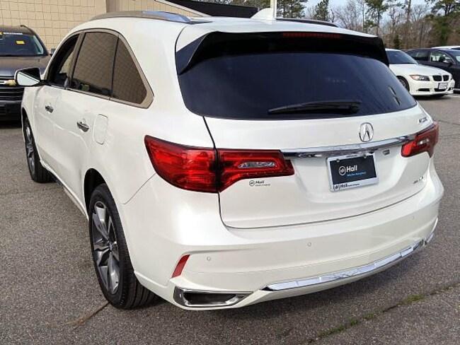 2019 Acura MDX SUV in Newport News VA | For Sale | 3190207