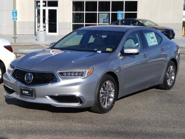 New 2019 Acura TLX 2.4 8-DCT P-AWS with Technology Package Sedan Newport News