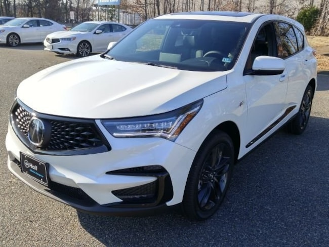 New 2019 Acura RDX with A-Spec Package SUV Newport News
