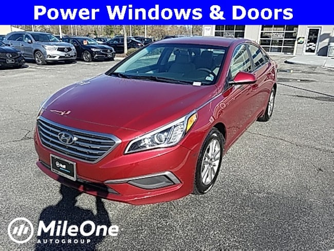 2016 Hyundai Sonata Base Sedan