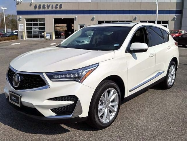 New 2019 Acura RDX SH-AWD SUV Newport News