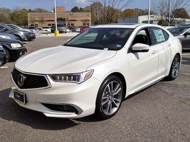 New 2019 Acura TLX 3.5 V-6 9-AT SH-AWD with Advance Package Sedan in Virginia Beach