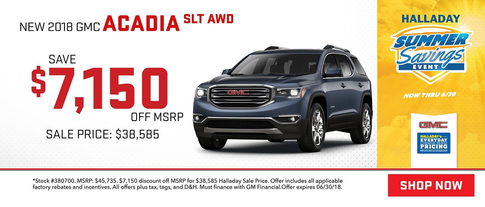 enclave coral specials ft gmc buick springs new near lease