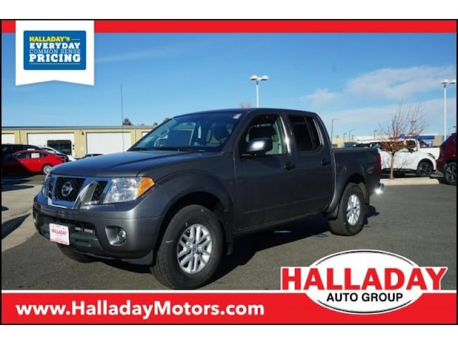 New 2019 Nissan Frontier SV Truck Crew Cab in Cheyenne, WY