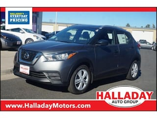 New 2018 Nissan Kicks S SUV N532331 in Cheyenne, WY