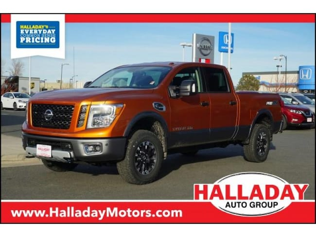 Nissan Diesel Truck >> New 2019 Nissan Titan Xd For Sale In Cheyenne Wy Near Laramie