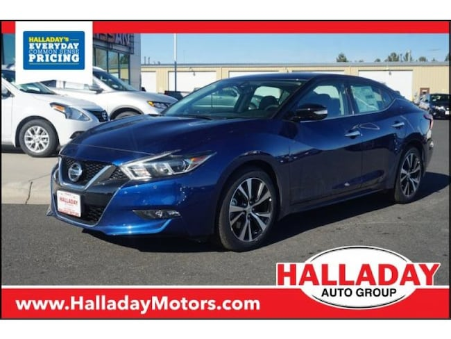 New 2018 Nissan Maxima 3.5 SV Sedan in Cheyenne, WY