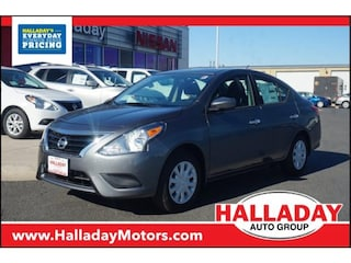 New 2019 Nissan Versa 1.6 SV Sedan N818537 in Cheyenne, WY