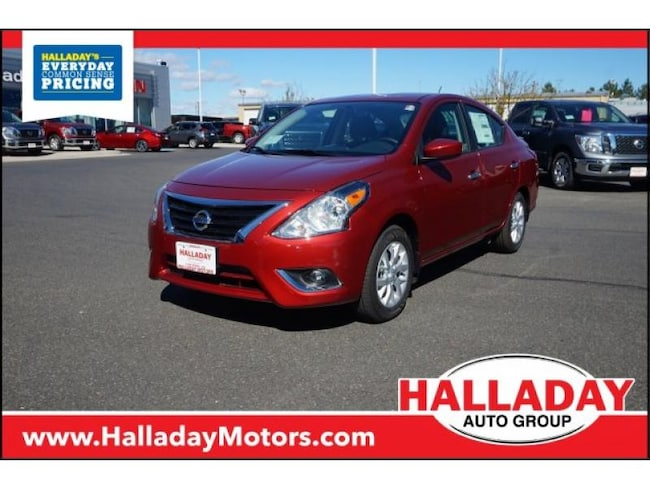 New 2019 Nissan Versa 1.6 SV Sedan for sale in Cheyenne, WY