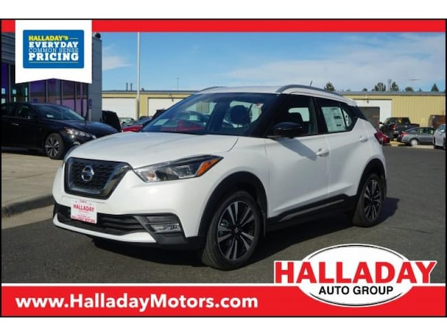 New 2018 Nissan Kicks SR SUV for sale in Cheyenne, WY