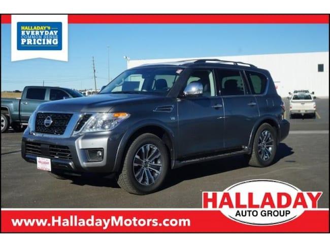 New 2019 Nissan Armada Suv For Sale In Cheyenne Wy Near Fort