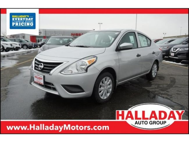 New 2019 Nissan Versa 1.6 S Sedan in Cheyenne, WY