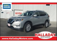 New 2019 Nissan Rogue S SUV in Cheyenne, WY