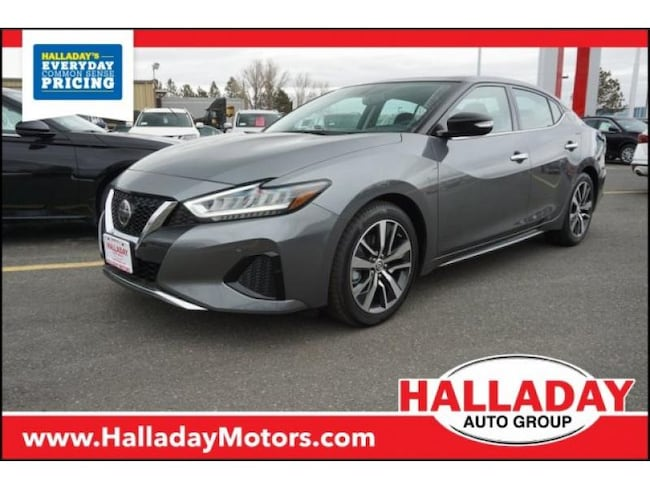 Maxima For Sale >> New 2019 Nissan Maxima For Sale In Cheyenne Wy Near Laramie