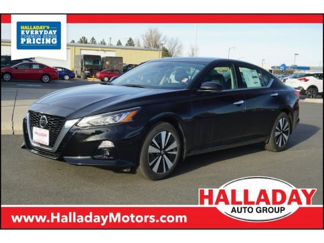 New 2019 Nissan Altima 2.5 SL Sedan in Cheyenne, WY