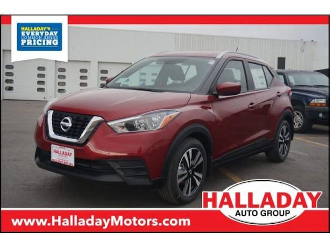 New 2018 Nissan Kicks SV SUV in Cheyenne, WY