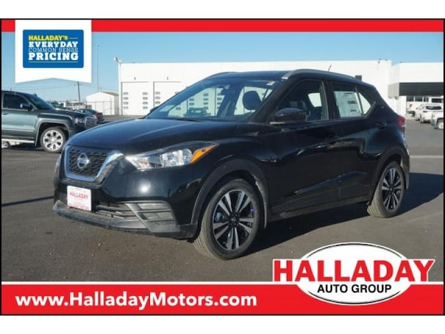 New 2019 Nissan Kicks SV SUV in Cheyenne, WY