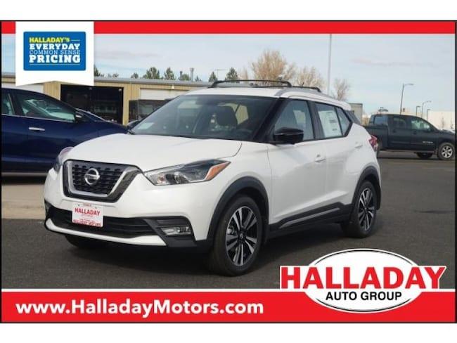 New 2018 Nissan Kicks SR SUV for sale in Cheyenne, WY