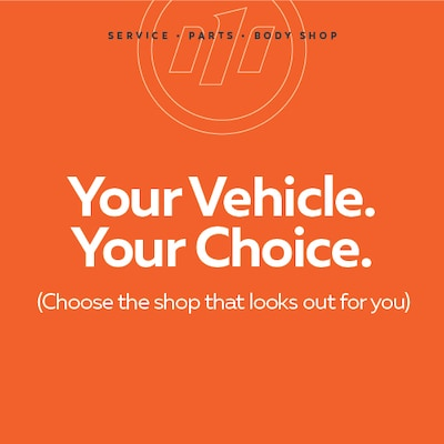 Your Vehicle. Your Choice.