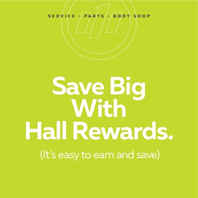 Save Big With Hall Rewards