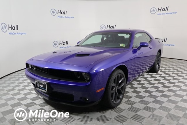 New 2019 Dodge Challenger SXT Coupe for sale in Virginia Beach