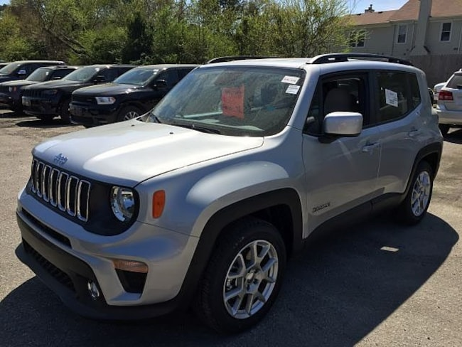 New 2019 Jeep Renegade LATITUDE 4X2 Sport Utility for sale in Virginia Beach