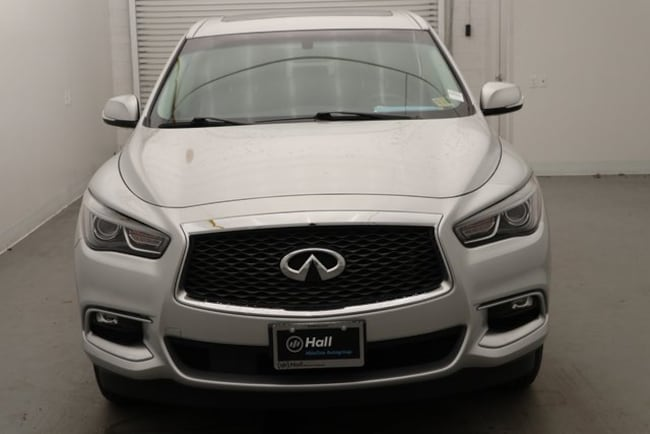 Used 2016 INFINITI QX60 For Sale at Hall Chrysler Dodge ...