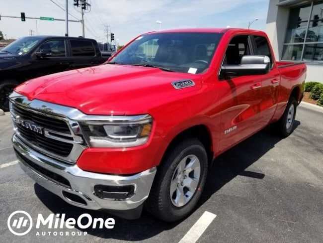 New 2019 Ram 1500 BIG HORN / LONE STAR QUAD CAB 4X2 6'4 BOX Quad Cab for sale in Virginia Beach