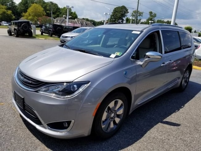 1d6e274d13 New 2018 Chrysler Pacifica Hybrid LIMITED For Sale in Virginia ...