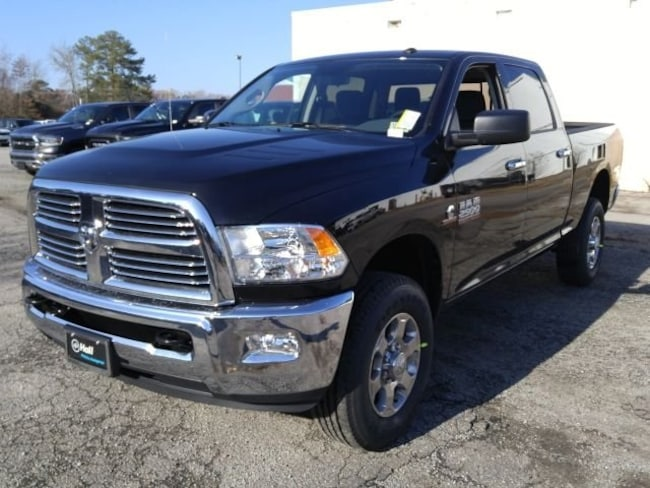 New 2018 Ram 2500 BIG HORN CREW CAB 4X4 6'4 BOX Crew Cab for sale in Virginia Beach