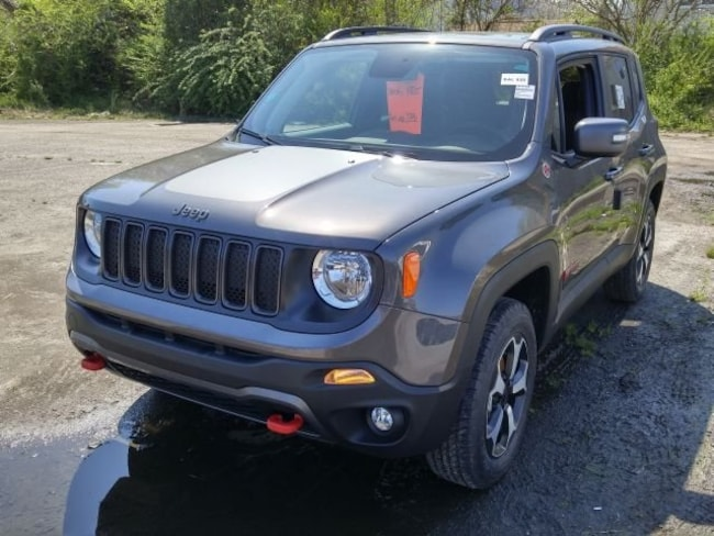 New 2019 Jeep Renegade TRAILHAWK 4X4 Sport Utility for sale in Virginia Beach