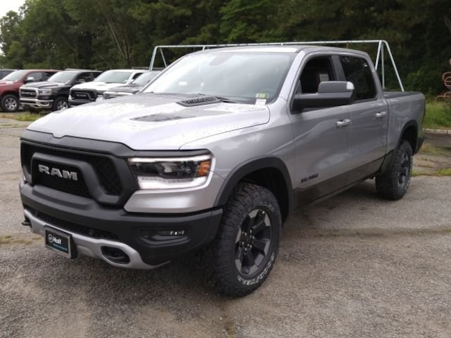 Ram 1500 Rebel >> New 2019 Ram 1500 Rebel Crew Cab 4x4 5 7 Box For Sale In