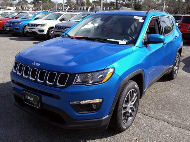 New 2019 Jeep Compass SUN & WHEEL FWD Sport Utility for sale in Virginia Beach