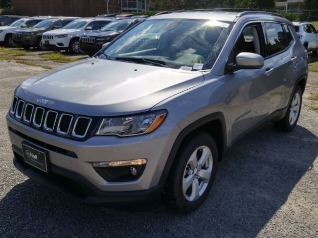 New 2019 Jeep Compass LATITUDE FWD Sport Utility for sale in Virginia Beach