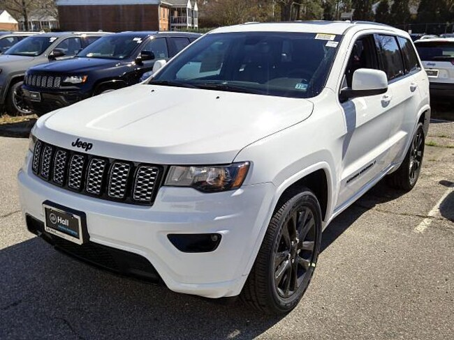 New 2019 Jeep Grand Cherokee ALTITUDE 4X2 Sport Utility for sale in Virginia Beach