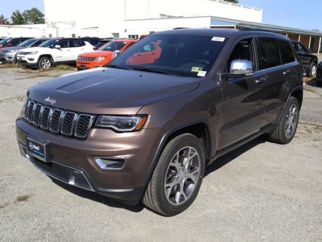 New 2019 Jeep Grand Cherokee LIMITED 4X2 Sport Utility for sale in Virginia Beach